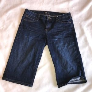 Kut from the Kloth bermuda rolled s…